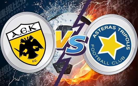 AEK雅典vs特里波利斯 特里波利斯客战不会大败