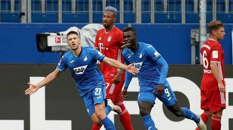 【红白胜利】竞彩德甲2串1:霍芬海姆VS多特蒙德   比勒菲尔德VS拜仁慕尼黑