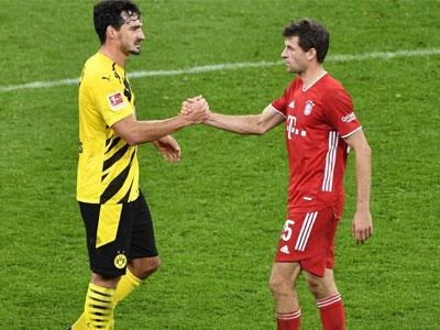 踢球者报道,穆勒与胡梅尔斯将进入今年欧洲杯大名单