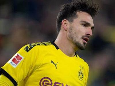 多特蒙德高层瓦茨克接受采访,相信胡梅尔斯将有机会踢欧洲杯
