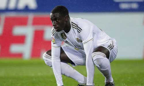 F-门迪:皇马是世界最佳球队,希望有机会进欧洲杯名单
