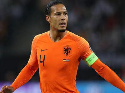 荷兰队主帅:范迪克能够参加今年欧洲杯