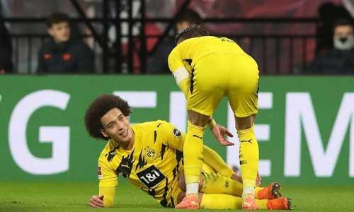 德媒:维特塞尔遭遇跟腱撕裂,将提前告别联赛和欧洲杯赛事