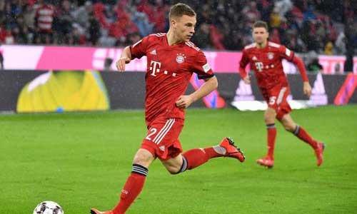 基米希:德国队和拜仁明年至少要都打进洲际赛四强