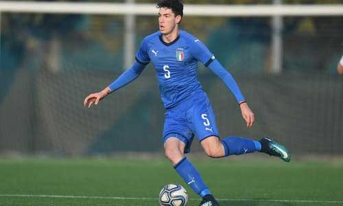 名记:巴斯托尼可能会成为意大利国家队中后卫接班人