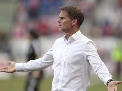 德波尔将会出任荷兰新任主帅,带队征战欧洲杯