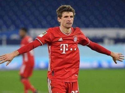 拜仁主席采访表示,希望穆勒重返德国国家队