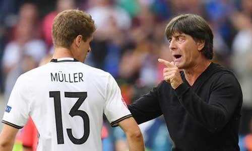 诺伊尔:穆勒若能回归国家队我会很高兴,他是球场上的指挥官