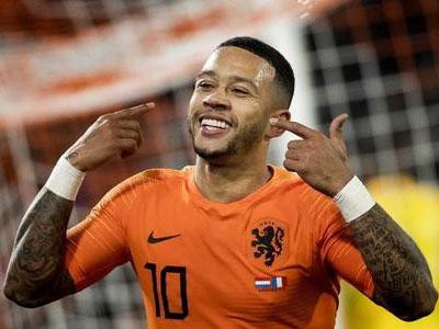 荷兰队国际赛初选大名单出炉,德佩领衔、范迪克缺席